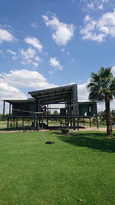 Diy steel frame house south africa